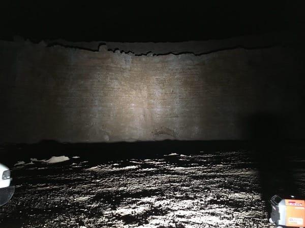 Steinbruch Süßen mit Licht von SGM Lampen