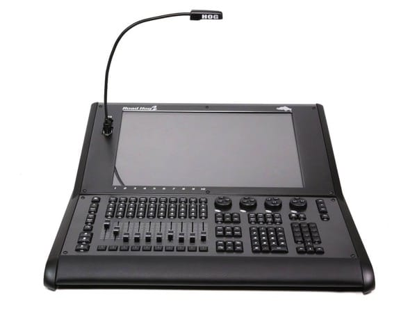 RoadHog High-End Systems Multimediaregiepult