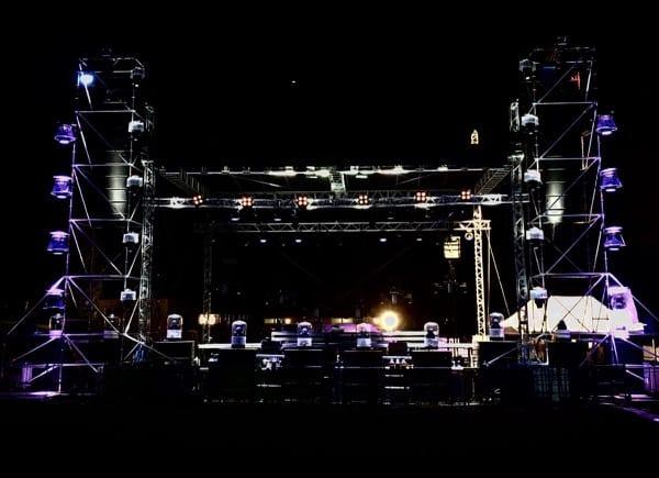 Outdoor Bühne Festival