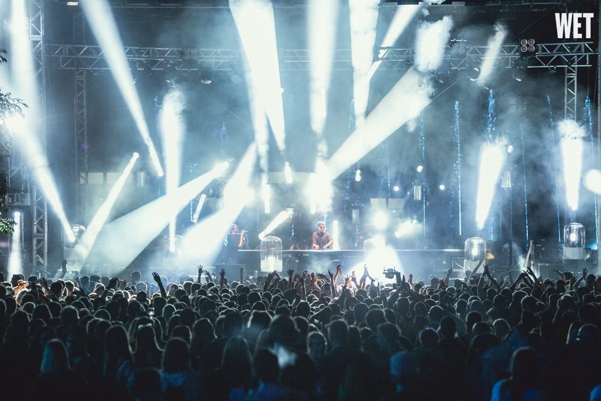 WET Festival 2017 Headliner