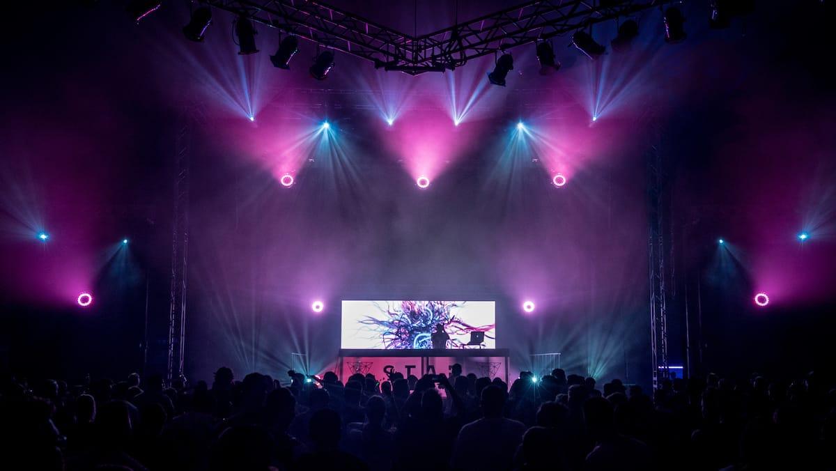 Veranstaltungstechnik Festival