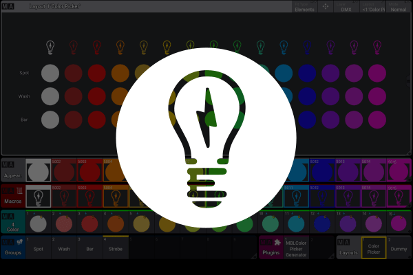 MBL Color Picker Icon